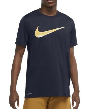 Camiseta M/c Fitness_Hombre_Nike Pro