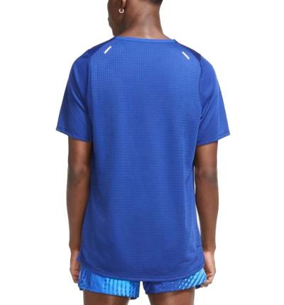 Camiseta M/c Running_Hombre_NIKE  Usa Rise 365 Ss Top