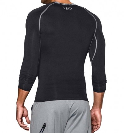 Camiseta Compresión Fitness_Hombre_UNDER ARMOUR Men´s Ua Heatgear Armour Long Sl