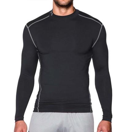 Camiseta Compresión Fitness_Hombre_UNDER ARMOUR Cg Armour Mock
