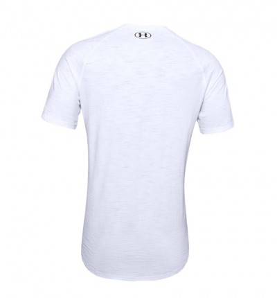 Camiseta M/c Casual_Hombre_UNDER ARMOUR Charged Cotton Ss