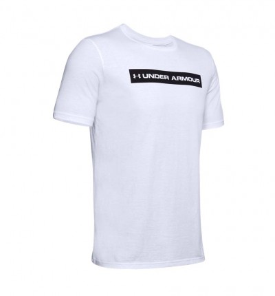 Camiseta M/c Fitness_Hombre_UNDER ARMOUR Perf Origin Bar Ss