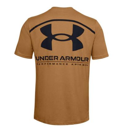 Camiseta M/c Firness_Hombre_UNDER ARMOUR Performance Big Logo Ss