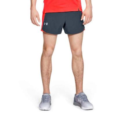 Short Running _Hombre_UNDER ARMOUR Qualifier Speedpocket 5
