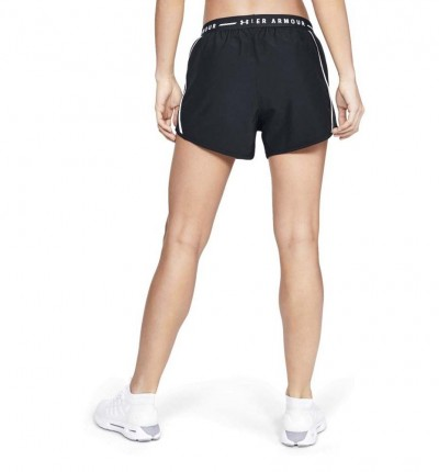 Short Running_Mujer_UNDER ARMOUR Fly By Exposed Short