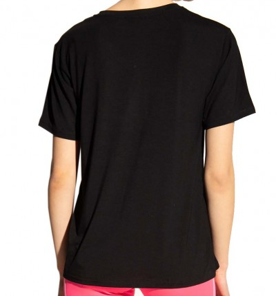 Camiseta M/c Casual_Mujer_ARMANI EA7 Train Logo Series W Tee Ss Vn