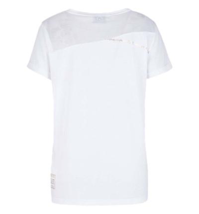 Camiseta Sin Mangas Casual_Mujer_ARMANI EA7 Train Lux Identity W Tee Ss Rn