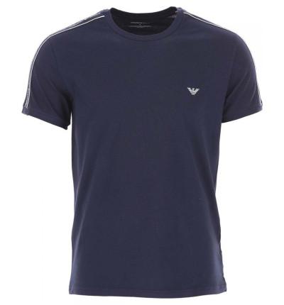 Camiseta M/c Casual_Hombre_ARMANI EA7 Knit T-shirt