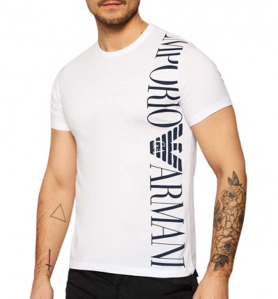 Camiseta M/c Casual_Hombre_ARMANI EA7 Crew Neck T-shirt