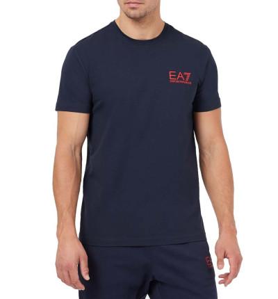 Camiseta M/c Casual_Hombre_ARMANI EA7 Train Logo Series M Extended