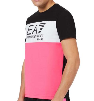 Camiseta M/c Casual_Hombre_ARMANI EA7 Train Colour Flash M Tee Copl