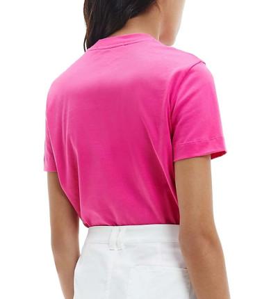 Camiseta M/c Casual_Mujer_CALVIN KLEIN Shine Badge Tee