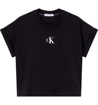 Camiseta M/c Casual_Mujer_CALVIN KLEIN Urban Logo Tee
