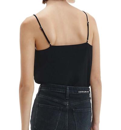 Camiseta de tirantes Casual_Mujer_CALVIN KLEIN Monogram Cami Top