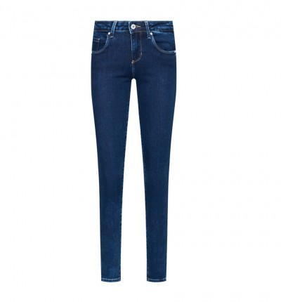 Pantalones Vaqueros Casual_Mujer_Guess Jeans Annette Azul