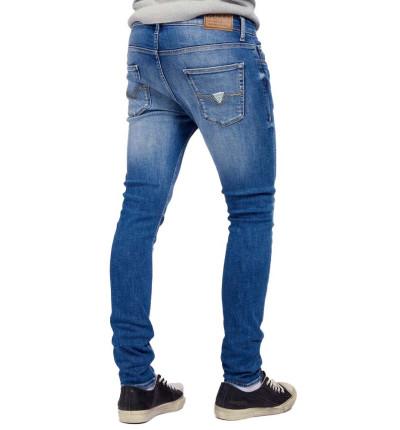 Pantalones Vaqueros Casual_Hombre_GUESS Chris