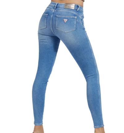 Pantalón Vaquero_Mujer_GUESS Ultra Curve
