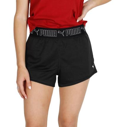 Short Fitness_Mujer_PUMA Train Puma Elastic 3 Short