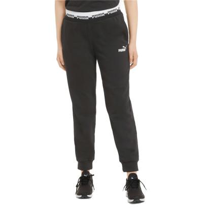 Pantalones Casual_Mujer_PUMA Amplified Pants Tr