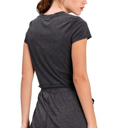 Camiseta M/c Casual_Mujer_PUMA Train Twisted Tee