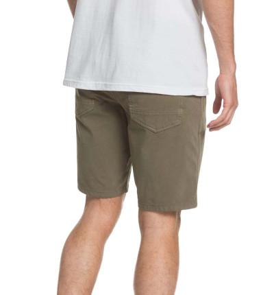 Pantalón Corto Casual_Hombre_QUIKSILVER Krandy 5 Pocket Short