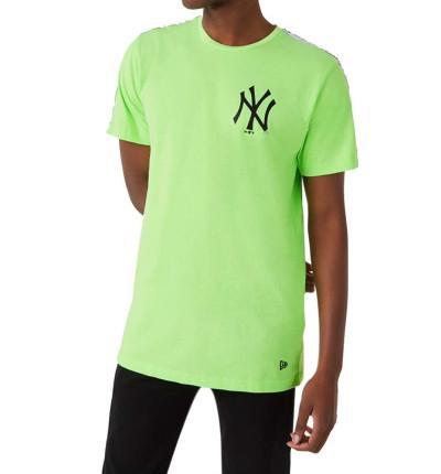 Camiseta M/c Casual_Hombre_NEW ERA Mlb Sleeve Taping Tee Neyyan Lgs