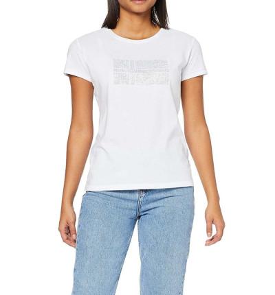 Camiseta M/c Casual_Mujer_NAPAPIJRI Sefro Dark