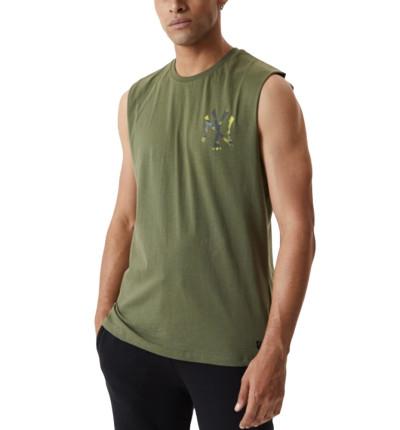 Camiseta Sin Mangas Casual_Hombre_NEW ERA New York Yankees Tee
