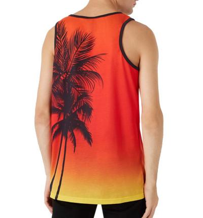 Camiseta Sin Mangas Casual_Hombre_NEW ERA Summer City Aop Tank Chibul