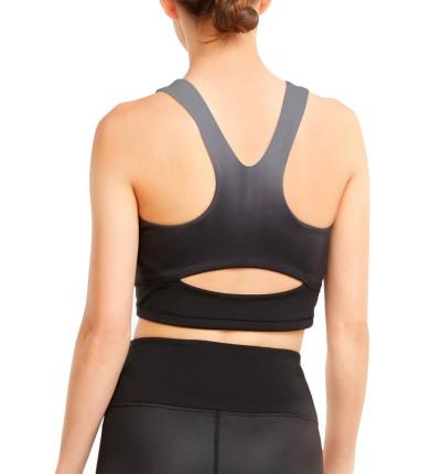 Camiseta Top Fitness_Mujer_PUMA Studio Ombre Racerback