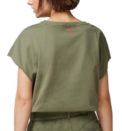 Camiseta M/c Casual_Mujer_GUESS Tonya Tee