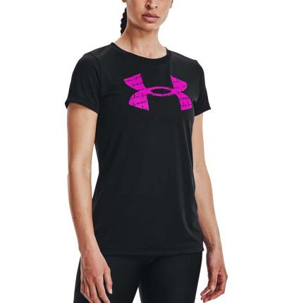 Camiseta M/c Fitness_Mujer_UNDER ARMOUR Women´s Ua Tech Graphic Short