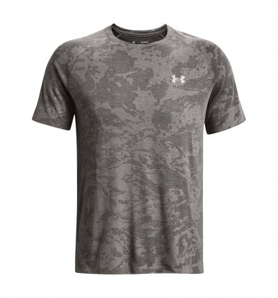Camiseta M/c Running_Hombre_UNDER ARMOUR Men´s Ua Streaker 2.0 Camo Short