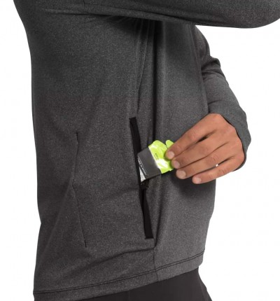 Sudadera Running_Hombre_THE NORTH FACE M Riseway 1/2 Zip Top