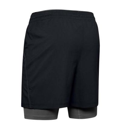 Short Running_Hombre_UNDER ARMOUR Men Ua Qualifier 2-in-1 Shorts