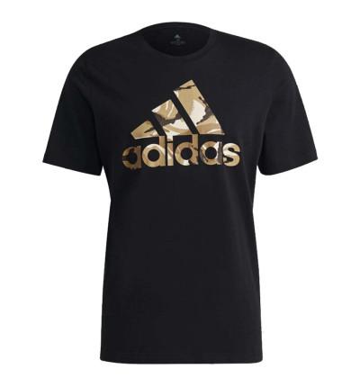 Camiseta M/c Casual_Hombre_ADIDAS M Camo T