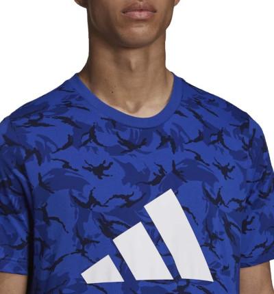 Camiseta M/c Casual_Hombre_ADIDAS M Fi  Camo Tee