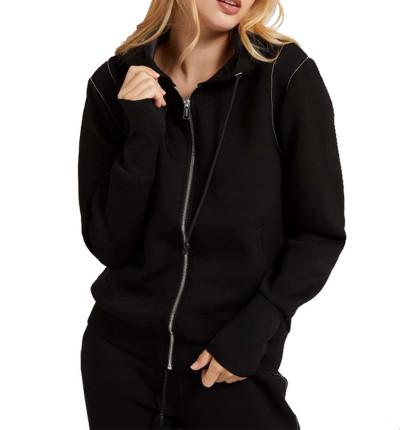 Chaqueta Casual_Mujer_GUESS Elsa Zipped Fleece