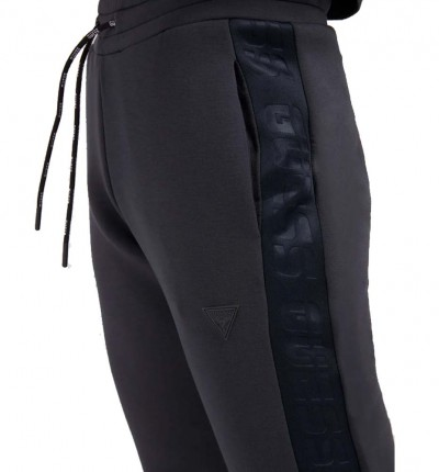 Pantalón Casual_Mujer_GUESS Scuba Allie Long Pant