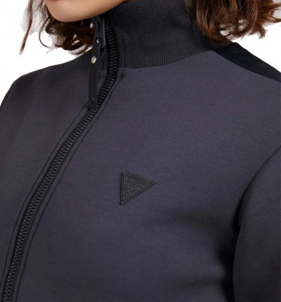 Chaqueta Casual_Mujer_GUESS Scuba Allie Full Zip Jacket