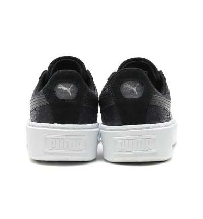 Zapatillas Casual PUMA Suede Platform Safari W