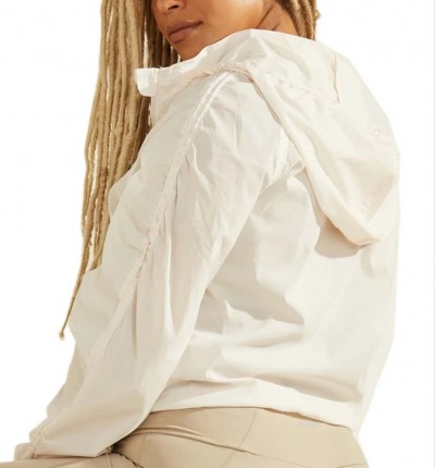Chaqueta fitness_Mujer_GUESS Allyson Wind Jacket