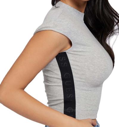 Camiseta M/c Casual_Mujer_GUESS Sl Rose Top