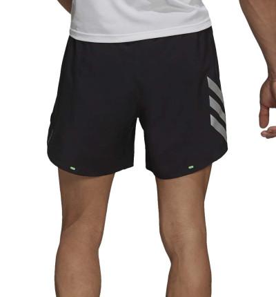 Short Running_Hombre_ADIDAS P.blue Short M