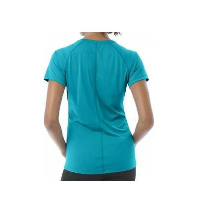 Camiseta Running Asics Stripe Ss Top