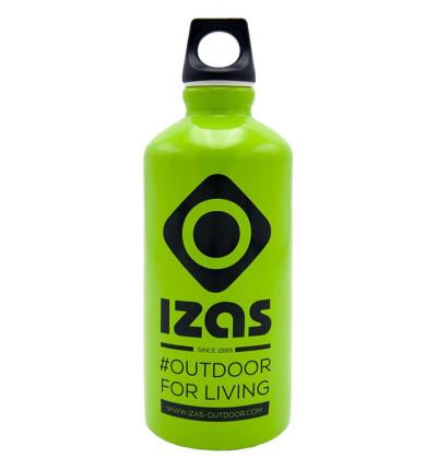 Botella Trekking_Unisex_IZAS Botella Aluminio 0.6l
