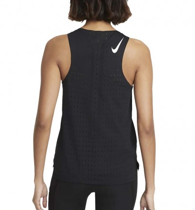 Camiseta Sin Mangas Running_Mujer_Nike Aeroswift