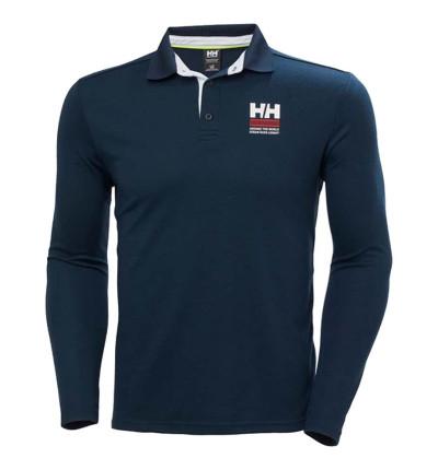 Polo Casual_Hombre_HELLY HANSEN Skagen Quickdry Rugger