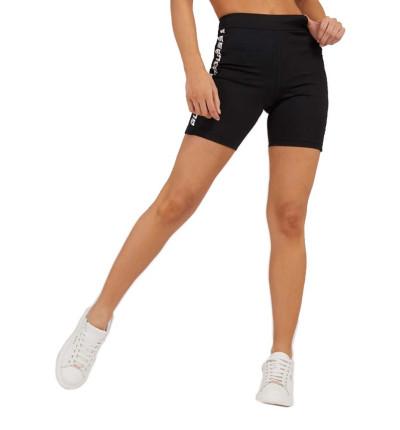 Mallas Short Fitness_Mujer_GUESS Angelica Biker