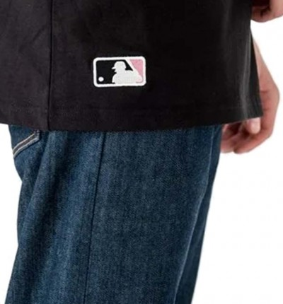 Camiseta M/c Casual_Hombre_NEW ERA Mlb Big Logo Oversized Tee